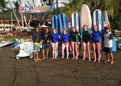 Surf School Vacation