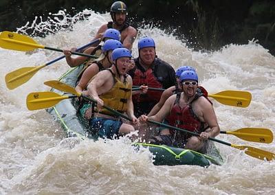 Costa Rica Rafting Trips
